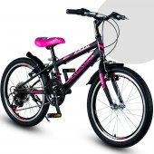 Kldoro 2025 Kram 20 Jant Bisiklet 21 Vites 7+ Yaş Üzeri Kız Çocuk Bisikleti