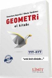 Limit Tyt & Ayt Geometri El Kitabı