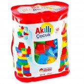 Dede Askılı Çantada İlk Legolarım 125 Prç Büyük Lego Blokları 01313