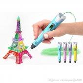 üç Boyutlu Yazıcı 3d Kalem Pen Printer