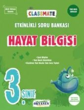 Okyanus Yayınları Classmate Hayat Bilgisi Etkinlikli Soru Bankası 3.Sınıf