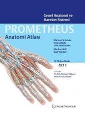 Prometheus Anatomi Atlası 1. Cilt