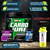 Hardline Carbopure + Mikronize Kreatin 300 Gr +...
