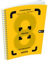 Hız Yayınları 2021 8. Sınıf İngilizce Etkinlik Defteri