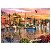 Ks Harbour Sunset 2000 Parça Puzzle