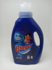 Bingo Sıvı Deterjan Renkli & Beyaz 975 Ml.