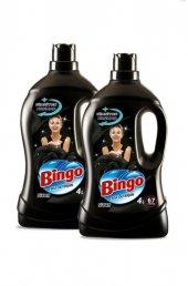 Bingo Siyah Sıvı Bakım Çamaşır Deterjanı 4 Lt...