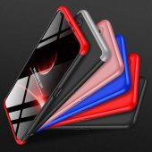 Realme 6 Pro 360 Derece Sert Ays Kılıf Komple...