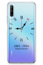 Huawei P Smart Pro 2019 Kılıf Atatürk Serisi 10 Kasım