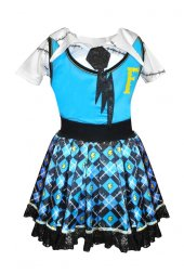Monster High Frankie Kostüm Yeni (7-9)