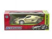 U.K.  Pilli Altın Spor Araba Neon Hız Rt24