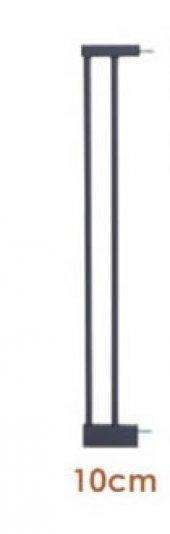 Otomatik Kapanır Güvenlik Kapısı Uzatma Parçası 10 cm Kahverengi