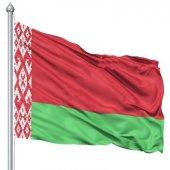Belarus Bayrağı 50X75CM.