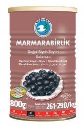 Marmarabirlik Süper Zeytin 800gr. Teneke