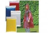 Tek Kullanımlık Yağmurluk (2 Renk) 10lu Paket