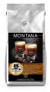 Montana Premium Espresso Blend Çekirdek Kahve 1 KG x 6 Adet