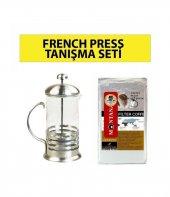 Montana French Press Tanışma Seti 8 450 Gr. Vakum Filtre Kahve
