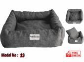 Kedi Yatağı Kedi Evi Köpek Yatağı Minder Yatak Yumusacık Kaliteli&Ekonomik -Yerli Üretim