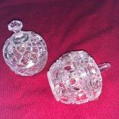 Kristal Kutu - İki Adet