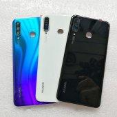 Huawei P30 Lite Arka Kapak Pil Batarya Kapağı Cam