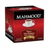 Mahmood Coffee Hazır Türk Kahvesi Sade 6 Gr X...