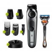 Braun Bt 7240 Saç&sakal ,kablosuz,ıslak&kuru +...