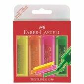 Faber Castell Textliner 154604 4 Adet