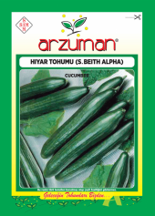 Süper Beith Alpha Hıyar Tohumu - 10 gr