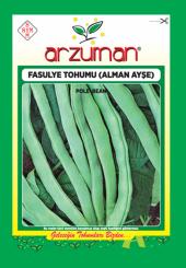 Alman Ayşe Sırık Fasulye Tohumu - 50 gr