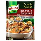 Knorr Tavuk Çeşnisi Baharatlı Sarımsaklı 12li Paket