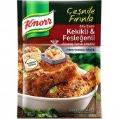 Knorr Tavuk Çeşnisi Kekikli Fesleğenli 12li...