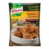 Knorr Tavuk Çeşnisi Kekikli Susamlı 12li Paket