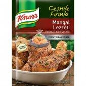 Knorr Tavuk Çeşnisi Mangal Lezzeti 12li Paket