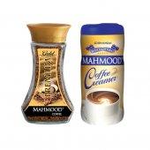 Mahmood Coffee Premium Gold 100 Gr Ve Kahve Kreması 170 Gr