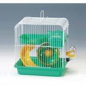 Hamster Kafesi S202 23x14x18 Cm