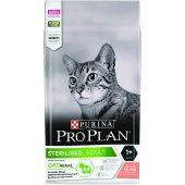 Pro Plan Sterilised Kısırlaştırılmış Somonlu Kedi Maması 10 kg