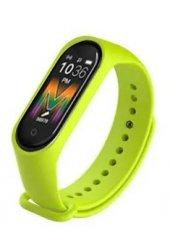 Olix M5 Smart Telefon Görüşmesi Ve Müzik Dinleme Özellikli Akıllı Bileklik Yeşil