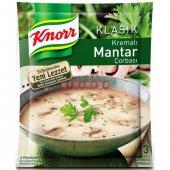 Knorr Çorba Kremalı Mantar Çorba 12li Paket