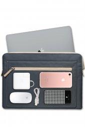 Wiwu Macbook Laptop Kese Kılıf Çanta 13.3 İnç Sleevebag Zipper