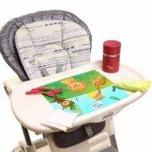 Baby&plus Çok Amaçlı Bebek Masa Servis Altlığı 10 Adet