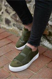 Chekich CH033 BT Erkek Ayakkabı HAKİ