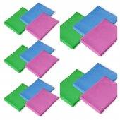 Silva Mikrofiber Cam Bezi Beşli Üçlü Paket 2020