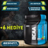 Ssn Bcaa 4.1.1 + Palatinose 350 G (+ 6 Hediye)