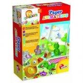 Furkan Fr47680 3d Puzzle Creative Kağıt Hayvanlar