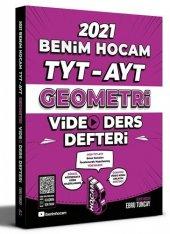 Benim Hocam Yayınları 2021 TYT-AYT Geometri Video Ders Defteri
