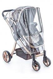 Babyjem Reflektörlü Bebek Arabası Yağmurluğu