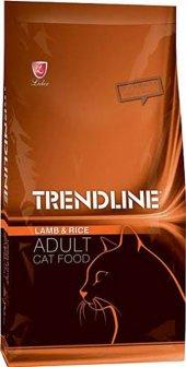 Trendline Yetişkin Kedi KUZU ETİ PİRİNÇ15kgBOX(SÜRPRİZ KUTUSU)