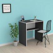 Kenzlife Bilgisayar Çalışma Masası Yirsuvda 075*070*40 Syh Ofis Sekreter Laptop