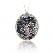 Alexander Kolye Mozaik Taşlı, Gümüş