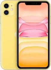Apple Iphone 11 64 Gb Sarı Mwlw2tu A (Apple Tr...